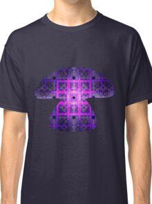 Square Tiles of Mount Olympus | Mushroom Classic T-Shirt