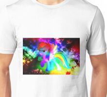 Rainbow Dash - My Little Pony Unisex T-Shirt