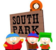 South Park  Photographic Print