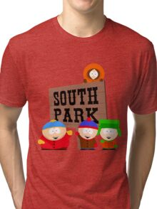 South Park  Tri-blend T-Shirt