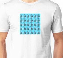Blue Bunnies Unisex T-Shirt
