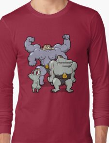 Number 66, 67 and 68 Long Sleeve T-Shirt