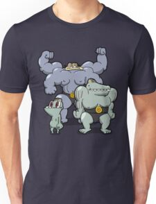 Number 66, 67 and 68 Unisex T-Shirt