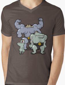 Number 66, 67 and 68 Mens V-Neck T-Shirt