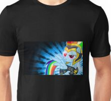 Rainbow Dash Gladi - My Little Pony Unisex T-Shirt
