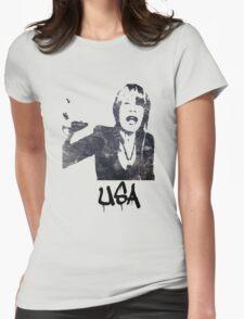 Stacy Herbert (USA!) Womens Fitted T-Shirt