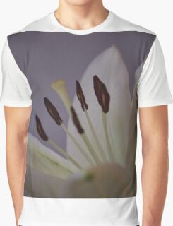 Soft Lily Graphic T-Shirt