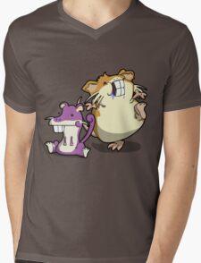 Number 19 and 20 Mens V-Neck T-Shirt