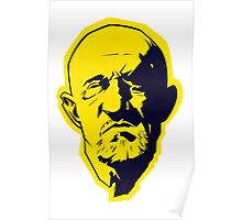 Mike, breaking bad Poster