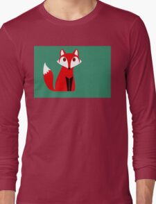 SECOND LONE FOX Long Sleeve T-Shirt