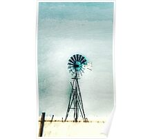 .Wind Compass Poster