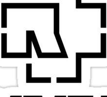 Rammstein Sticker