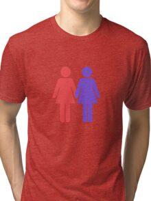 Lesbian Tri-blend T-Shirt