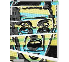 """The Space Between Us is an Illusion"" iPad Case/Skin"