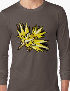 Zapdos Retro Long Sleeve T-Shirt
