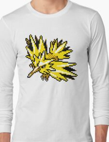Zapdos Retro Long Sleeve T-Shirt