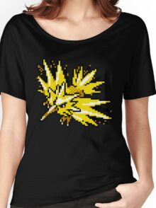 Zapdos Retro Women's Relaxed Fit T-Shirt