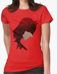 Daredevil Womens Fitted T-Shirt