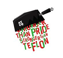 Stronger than Teflon A Tribe Called Quest Photographic Print