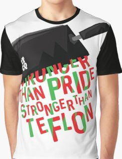 Stronger than Teflon A Tribe Called Quest Graphic T-Shirt