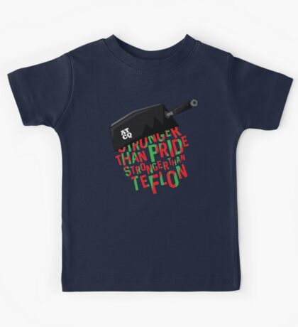 Stronger than Teflon A Tribe Called Quest Kids Tee