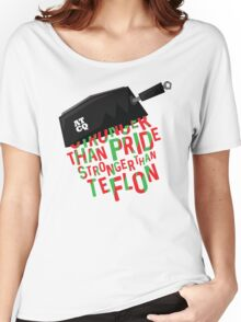 Stronger than Teflon A Tribe Called Quest Women's Relaxed Fit T-Shirt