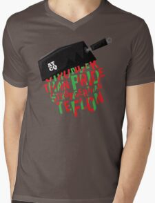 Stronger than Teflon A Tribe Called Quest Mens V-Neck T-Shirt