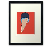 Simple Style Chloe Price Framed Print