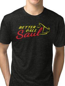 Better Call Saul LOGO Tri-blend T-Shirt