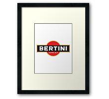 Bertini - Extra Sly Framed Print
