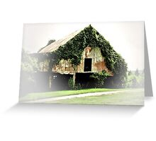 """""""Chia Barn""""... prints and products Greeting Card"""