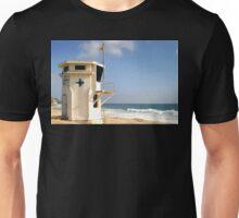 Laguna Beach Lifeguard Tower Unisex T-Shirt