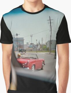 'Sports Car'  Graphic T-Shirt