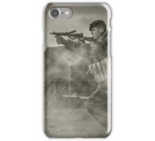 British WWII Soldier iPhone Case/Skin