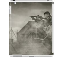 British WWII Soldier iPad Case/Skin