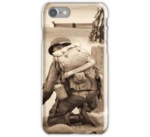 Fightin For The Fallen iPhone Case/Skin