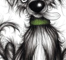 Mr Bark Sticker
