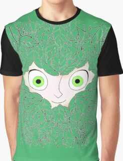 The Secret of Kells Aisling Graphic T-Shirt