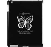 Life Is Strange - Butterfly Effect - Consequences iPad Case/Skin