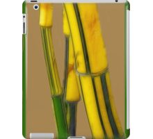 Nature's Steel  iPad Case/Skin
