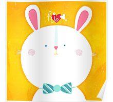 Hi Bunny! Poster