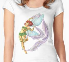 Spring Fairy  Women's Fitted Scoop T-Shirt