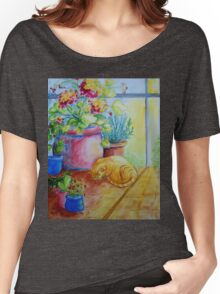 CATNIP DREAMS Women's Relaxed Fit T-Shirt
