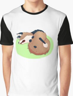 Sleepy fox Graphic T-Shirt