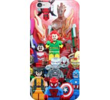 Lego Super Heroes iPhone Case/Skin