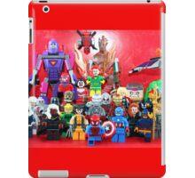Lego Super Heroes iPad Case/Skin