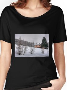 Saalbach, Austria Women's Relaxed Fit T-Shirt