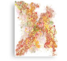 Phase transition Canvas Print