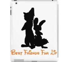 Best Friends Fur Life - Nick and Judy iPad Case/Skin