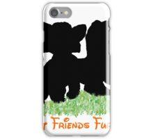 Best Friends Fur Life - Todd and Copper iPhone Case/Skin